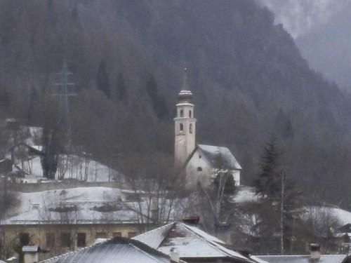 Chiesa Santi Vittore e Corona a Tonadico