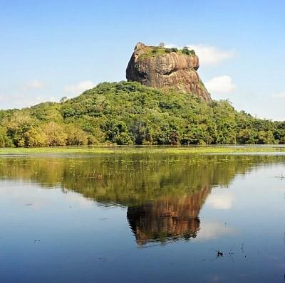 Fortezza Sigiriya