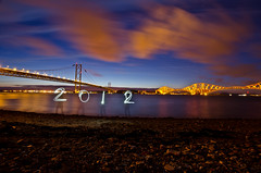 Forth Bridge (lucien_muller) Tags: longexposure nightphotography bridge light sunset shadow night dark scotland highlands nikon edinburgh wildlife forth forthroadbridge ecosse d7000 nikond7000