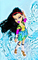 "Bratz Next Top Model - Week 8: ""Tropical Splash!"" - Silvia (Pinky Bratz) Tags: ocean pink slash hot color wet water colors pool beautiful beauty fashion japan america photography tokyo photo high rainbow model doll pretty shoot dolls purple photoshoot bright modeling top gorgeous models funky pinky next stunning americas brats bratz dollz modelz bntm dntm bntsm"