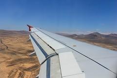 Flgel Airbus A320 (Kretzsche93) Tags: costa juni strand sand meer fuerteventura urlaub natur sonne calma ferien spanien 2012 kste kanarischeinseln