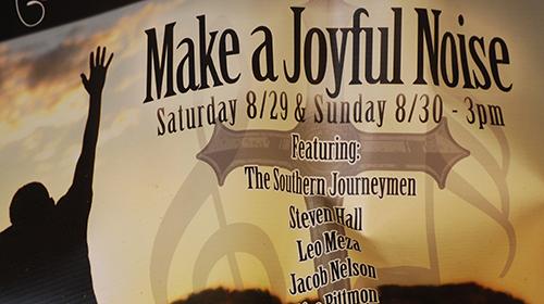 Make a Joyful Noice