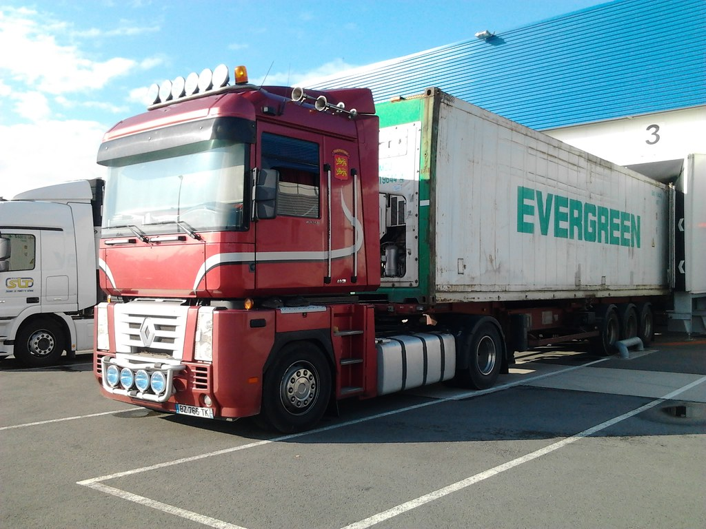 The world 39 s most recently posted photos of camion and for Porte conteneur