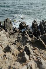 """Sobre el agua se dibuja una historia ya dormida..."" (Haydelis) Tags: rock canon rocks venezuela acantilado 2012 week24 islademargarita nuevaesparta week24theme 522012 52weeksthe2012edition weekofjune10"