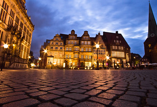 Bremen / Marktplatz / Germany