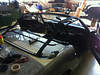 05 Ghia SS 450 Verdeckbezug und Gestänge von CK-Cabrio Verdeck sis 02