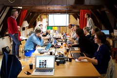 GLAMwiki Toolset Workshop (Sebastiaan ter Burg) Tags: amsterdam museum thenetherlands content images workshop glam donation noordholland toolset glamwiki contentdonation