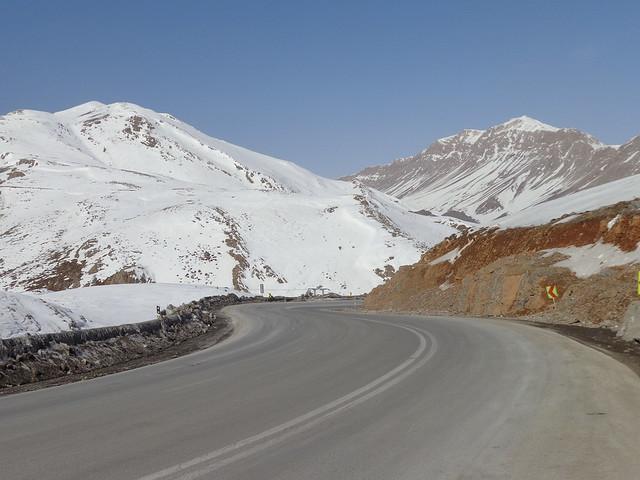 Rodamundos: Iran. Movemos ficha hacia Asia Central