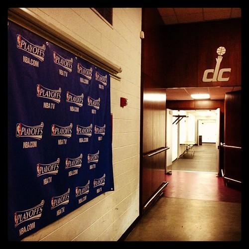 #Playoffs? Oh yea, #Playoffs. #Wizards #DCrising