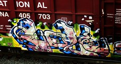 cole (timetomakethepasta) Tags: train graffiti cole canadian national boxcar freight sts cna