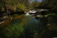 Barrage sur l'Ain vers Sirod - Jura (francky25) Tags: rivire jura nd sur lain barrage 1000 franchecomt vers sirod