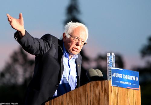 Bernie Sanders 2016, From FlickrPhotos