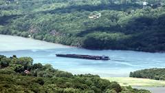 Northbound on the Hudson (blazer8696) Tags: 2016 bearmountain ecw fortclinton ny newyork t2016 usa unitedstates barge hudson img8355 river