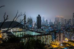 (Steve Wan^_______________,^) Tags: night canon garden hongkong shot flash hill traveller f45 hong kong ii 400 100 16 usm 35 without ef f4 gitzo flsh ef100400 5ds flasj