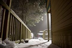 overnight snow (brianficker) Tags: usa snow wv skiresort westvirginia snowshoemountain