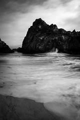 Keyhole (Matthijs Noome) Tags: california longexposure beach bigsur pfeifferbeach