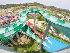 Ramayana Water Park (mgminthu) Tags: park water thailand pattaya ramayana
