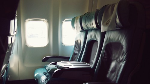 Onboard B737-800 Business Class - Turkish Airlines