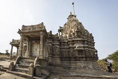 jain? (Tin-Tin Azure) Tags: world india heritage temple unesco archaeological mata gujarat pavagadh kalika champaner