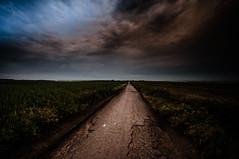 . (Vratislav Indra Art and Photography) Tags: longexposure nightphotography sky storm clouds landscape vratislavindra