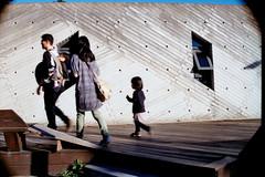 Negative19 (Tony_Tsai) Tags: street family 35mm nikon snap f90 dx fujicolor onebyone 100