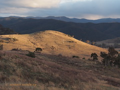 a last ray through the clouds.  Late autumn light in Canberra (BRDR images) Tags: sunset australia canberra australianlandscape naturephotography australiancapitalterritory murrumbidgeevalley coolemanridgecanberra ourfragileearth