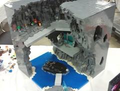 The Batcave (Brick_Obsessed) Tags: batcave lego batman legobatman legobatcave