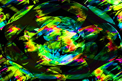 Combinado. 27281872870_27e96f7ecd_o. (seguicollar) Tags: imagencreativa photomanipulacin art arte artecreativo artedigital virginiasegu esferas textura brillante colorido