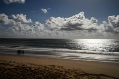 Moonlight On The Beach (Jorge Hamilton) Tags: bahia brasil brazil praia do forte arco ris rainbow lua luar farol beach moolight jorgehamilton brandao brando