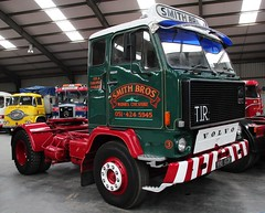 VHO 103R (Nivek.Old.Gold) Tags: tractor volvo 1976 unit widnes f88 smithbros protruck hauliers 290hp 9600cc
