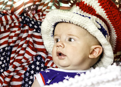 Red White And Blue (mztery) Tags: family boy portrait baby children grant
