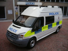 1/43 Code 3 Minichamps Ford Transit Essex Police Dog Unit (alan215067code3models) Tags:
