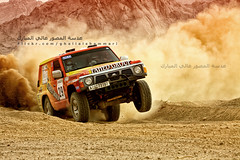 Rally Hail 2012 (  | Ghali Al Mubarak) Tags: camera hail speed canon photography eos al rally ngc north kingdom saudi arabia 2012 70200mm mubarak f4l 50d  ghali   mubark   alshammari shammari    ariban