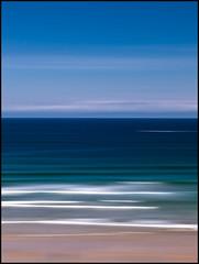 Evanescencia II (Kepa_photo) Tags: paisajes art beach azul digital atardecer raw arte playa olympus bizkaia zuiko bilbo 43 bakio esfumado cantábrico abstracción transformación confusión olympuse1 renovación transformaciones filtrodegradado kepaphoto kepaargazkiak