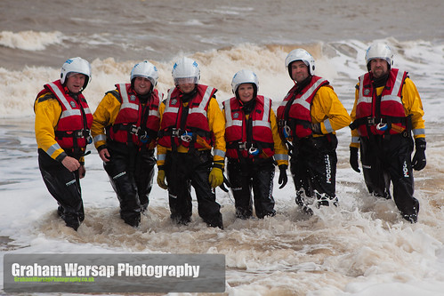 Hornsea Inshore Rescue-9207