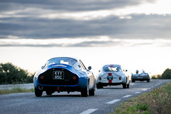 Tour Auto 2012 - Alfa Romeo Zagato (Guillaume Tassart) Tags: auto car race 2000 tour rally racing historic classics legends alfa romeo tz optic