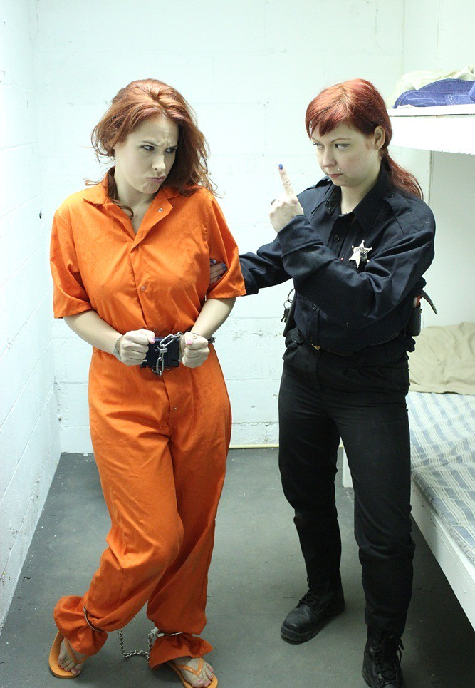 shackled women Of 27 women whom the files provided by the state corrections department document just over 100 incidents in which women were shackled from.