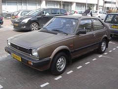1983 Honda Civic (harry_nl) Tags: netherlands honda nederland civic 2012 debilt hondacivic hcar kb44ff sidecode4