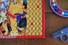 mug rug ({ Bruna }) Tags: patchwork mugrug patchetudo chdema tapetedecaneca