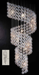 "4693 HELIX CHANDELIER • <a style=""font-size:0.8em;"" href=""http://www.flickr.com/photos/43749930@N04/7110959943/"" target=""_blank"">View on Flickr</a>"
