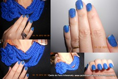 Maxi Gola Ashley + Plush Nails (Ana Canto) Tags: plush nails unhadecorada crochecirc