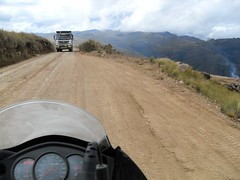 (Cultural Adventurer) Tags: road travel mountains peru america south motorcycle ayacucho