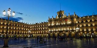 Hoy es fiesta en Salamanca