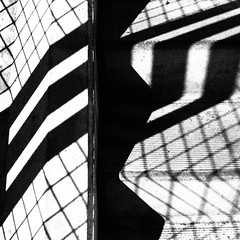 abstract shadows (lucymagoo_images) Tags: light shadow bw abstract texture geometric monochrome stairs contrast pen square pattern shadows darkness steps olympus olympuspen artfilter epl1 lucymagoo lucymagooimages