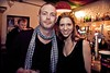 Ronan Power (Jemson Green) and Daniela Liebing (Dublin City FM) at the launch of Strawberry Fest in The Grand Social. Strawberry Fest happens over The June Bank Holiday Weekend in Enniscorthy Wexford, hosting bands such as Status Quo, Maverick Sabre, Bressie and The Saw Doctors. Photo: Dara Munnis