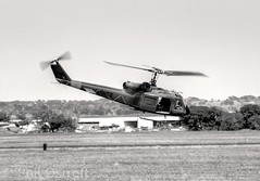 Huey Flyby (Phil Ostroff) Tags: temple huey uh1 nikond7000 centraltexasairshown