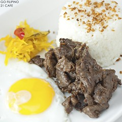 Go Filipino 2 - Food Bacolod City (mdeguzman) Tags: city food breakfast photography restaurant photo md nikon photographer rice beef philippines egg eat garlic filipino tapa dine bacolod sunnysideup pinoy silay namit foodie d90 negrosoccidental achara silaycity atsara 21cafe mdphoto mdeguzman gohotels mdeguzmanphoto photographersilay