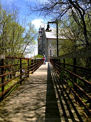 Almonte riverwalk (Dani_Girl) Tags: heritage history mississippiriver riverwalk smalltown almonte mississippimills gettyimagescanada gmsubmit butnotthatmississippi whoknewthereweretwo