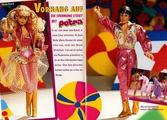 Petra & Fred 1994 (the final years) (Polly Plasty I.) Tags: petra fred kenner booklet 1994 parker 90s hasbro