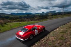 Tour Auto 2012 - Ferrari 275 GTB (Guillaume Tassart) Tags: auto france race vintage 2000 tour automotive ferrari racing classics legends motorsport gtb 275 optic